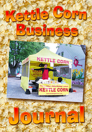 Some Events Were Unconventional Like The Time We Gave Away Kettle Corn To Neighborhood Kids On Sold At A Haunted Hayride And Set Up Our
