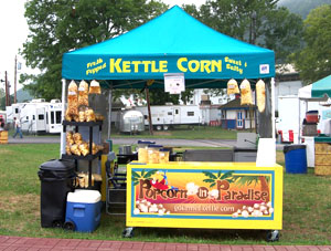 Just a quick note to thank you for the assistance that your e-book provided as I started my own kettle corn business this year! Your insight and information ... & Start Your Own Kettle Corn Business